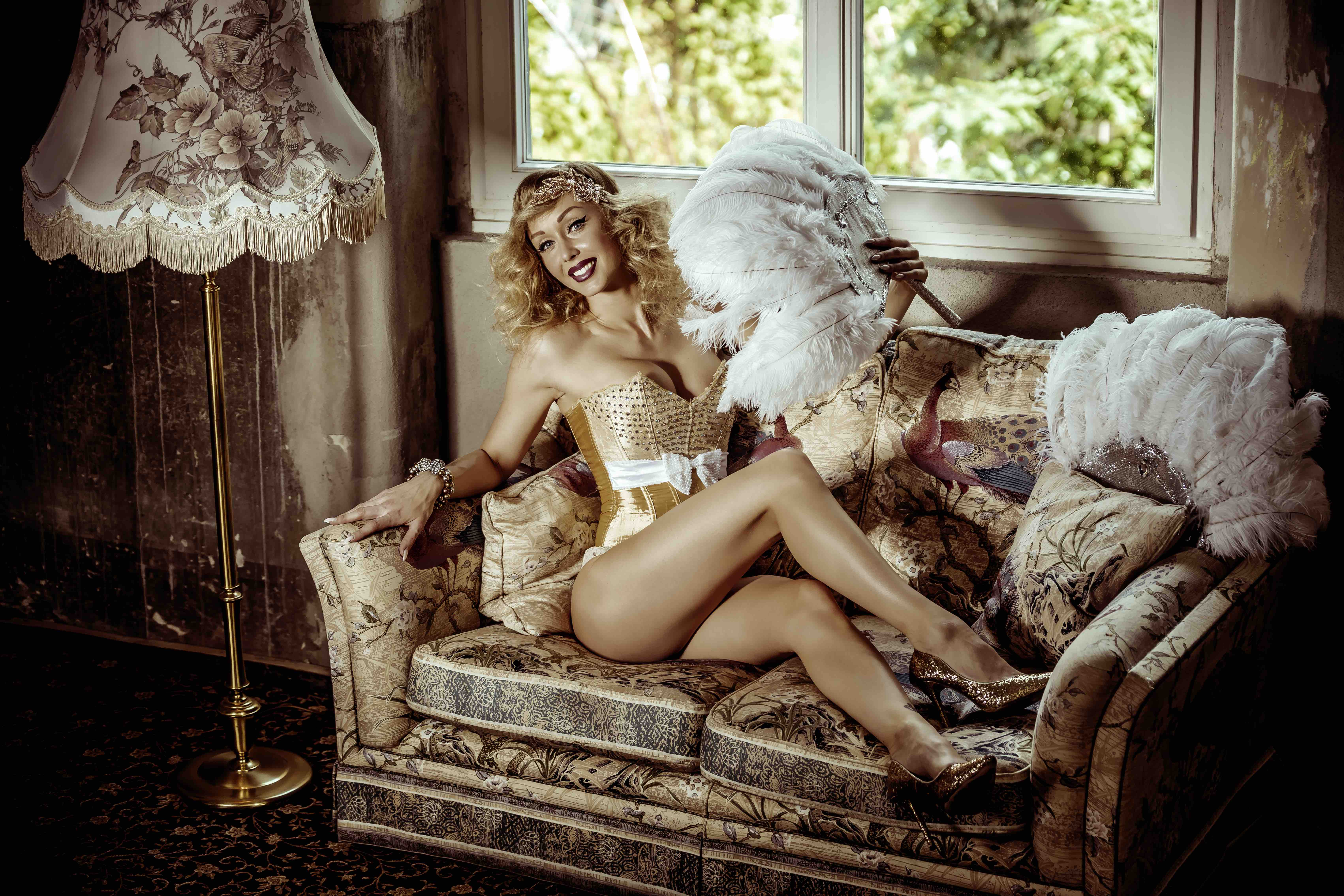 Burlesque Berlin- Miss Jane Johnson